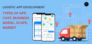 Logistic app development