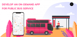 On-Demand app for public bus service