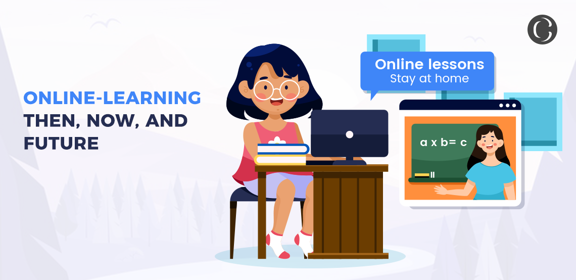 Online-learning: Then, Now, and Future