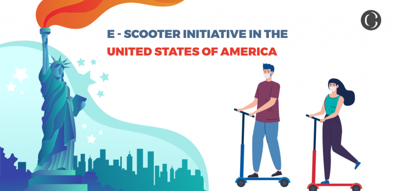 E - Scooter initiative in The United States Of America