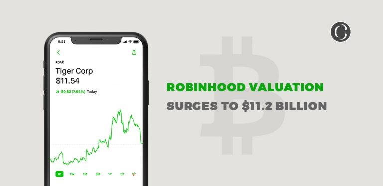 Robinhood Raises $200M More At $11.2B Valuation As Its Revenue Scales