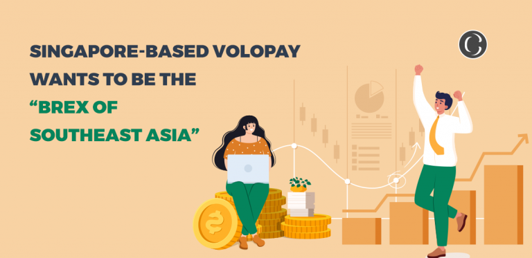 "Singapore-based Volopay wants to be the ""Brex of Southeast Asia"""