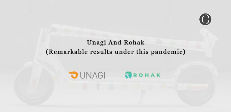 Unagi And Rohak (Remarkable results under this pandemic)