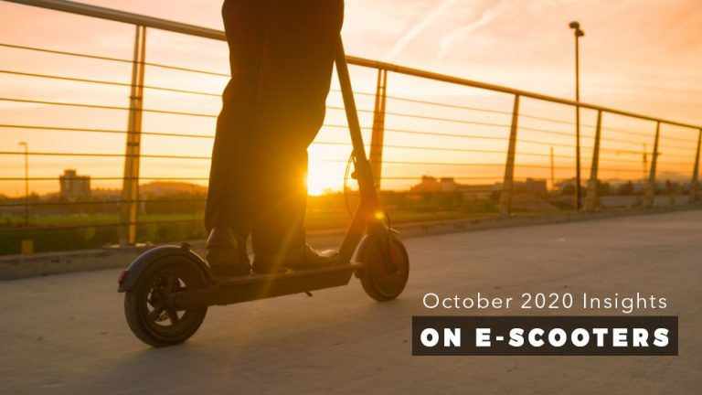 Our Discernment On E-Scooter Providers At The Pinnacle In 2020 (Industry Insights of OCT-2020)
