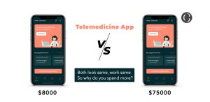Cost to Develop HIPAA-Compliant Telemedicine App: This Single Mistake Can Waste Your More Than $50000