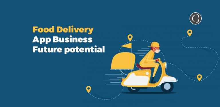 Food Delivery App Business Future potential - pandemic has more than doubled business of food-delivery apps